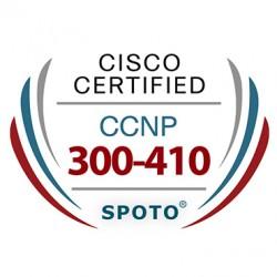Cisco CCNP Enterprise 300-410 ENARSI Exam Dumps
