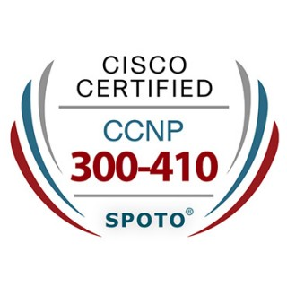 Cisco CCNP Enterprise 300-410 ENARSI Exam Dumps