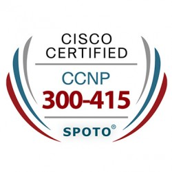 Cisco CCNP Enterprise 300-415 ENSDWI Exam Dumps