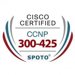 Cisco CCNP Enterprise 300-425 ENWLSD Exam Dumps