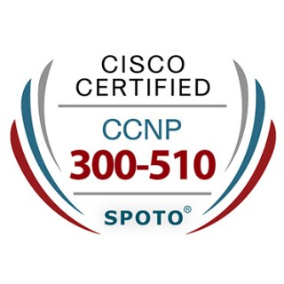 Cisco CCNP Service Provider 300-510 SPRI Exam Dumps