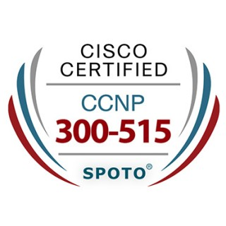 Cisco CCNP Service Provider 300-515 SPVI Exam Dumps