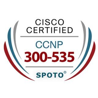 Cisco CCNP Service Provider 300-535 SPAUTO Exam Dumps