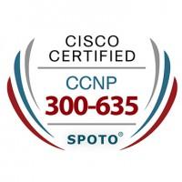 Cisco CCNP Data Center 300-635 DCAUTO Exam Dumps
