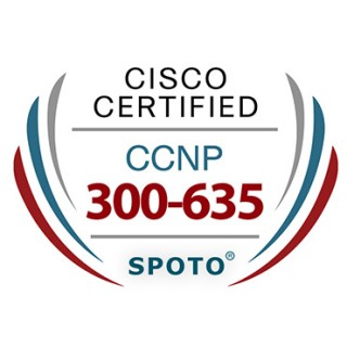 Cisco CCNP Data Center 300-635 DCAUTO Exam Dumps