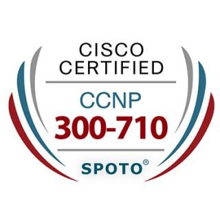 Cisco CCNP Security 300-710 SNCF Exam Dumps