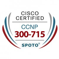 Cisco CCNP Security 300-715 SISE Exam Dumps