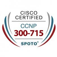 Cisco CCNP Security 300-715 SISE Exam Dumps