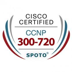 Cisco CCNP Security 300-720 SESA Exam Dumps