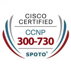 Cisco CCNP Security 300-730 SVPN Exam Dumps