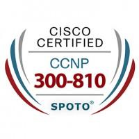Cisco CCNP Collaboration 300-810 CLICA Exam Dumps