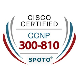 Cisco CCNP Collaboration 300-810 CLICA Exam Dumps