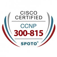Cisco CCNP Collaboration 300-815 CLACCM Exam Dumps