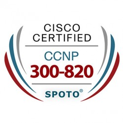 Cisco CCNP Collaboration 300-820 CLCEI Exam Dumps