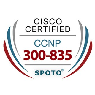 Cisco CCNP Collaboration 300-835 CLAUTO Exam Dumps