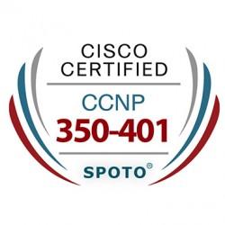Cisco CCNP Enterprise 350-401 ENCOR Exam Dumps