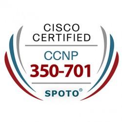 Cisco CCNP Security 350-701 SCOR Exam Dumps