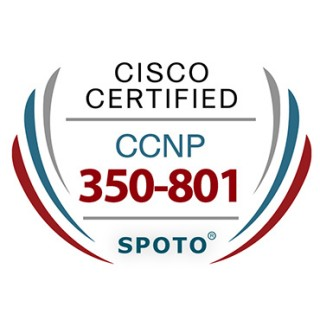 Cisco CCNP Collaboration 350-801 CLCOR Exam Dumps