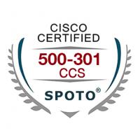 Cisco 500-301 CCS Exam  Dumps