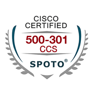 Cisco 500-301 CCS Exam  Dumps
