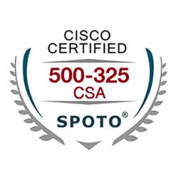 Cisco 500-325 CSA Exam  Dumps