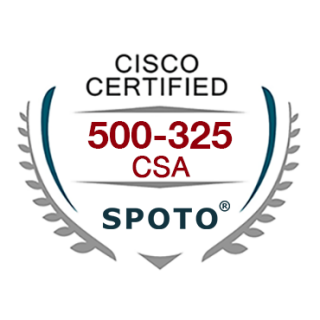 Cisco 500-325 CSA Exam  Dumps