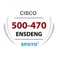 Cisco 500-470 ENSDENG  Exam  Dumps