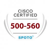 Cisco 500-560 Exam  Dumps