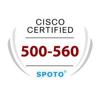 Cisco 500-560 Exam  Dumps