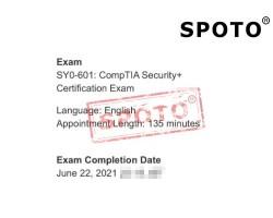 CompTIA-S Y0-601