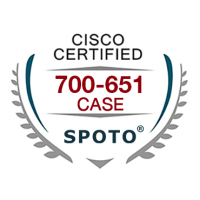 Cisco 700-651 CASE Exam Dumps