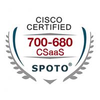 Cisco 700-680 CSaaS Exam Dumps
