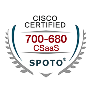 Cisco 700-680 CSaaS Exam Dumps