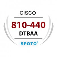 Cisco 810-440 DTBAA Exam  Dumps