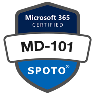 Microsoft  Certified  Exam MD-101: Managing Modern Desktops