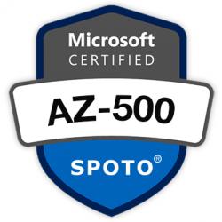 Microsoft Certified Exam-AZ-500 Exam