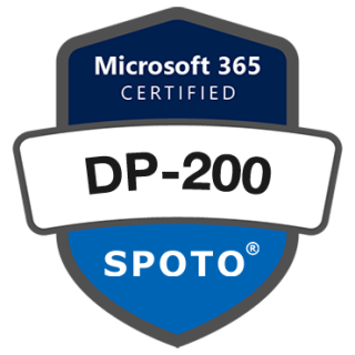 Microsoft  Certified Exam DP-200: Implementing an Azure Data Solution