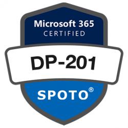 Microsoft  Certified Exam DP-201: Designing an Azure Data Solution