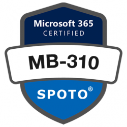 Microsoft Certified Exam MB-310: Microsoft Dynamics 365 Finance