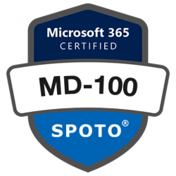 Microsoft Certified Exam MD-100: Windows 10