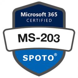 Microsoft Certified Exam MS-203: Microsoft 365 Messaging