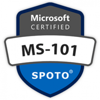 Microsoft Certified Exam MS-101: Microsoft 365 Mobility and Security