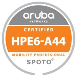 Aruba Certified HPE6-A44 Exam