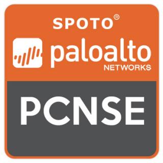 Palo Alto PCNSE Dump