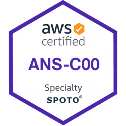 AWS Certified Advanced Networking (ANS-C00) Exam Dumps