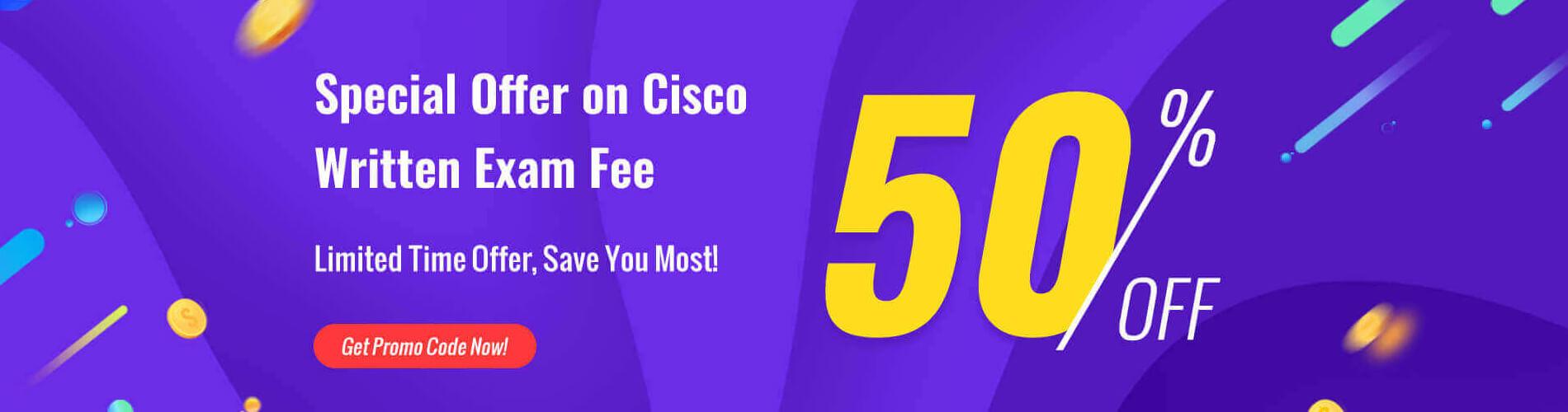 100% Pass Cisco Exam