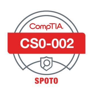 CompTIA CySA+ CS0-002 Dump