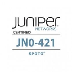 Juniper JNCIS-DevOps  JN0-421 Exam Dumps