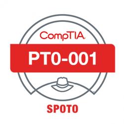 CompTIA PenTest+ PT0-001