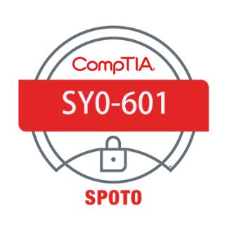 CompTIA Security+ (SY0-601) Dump